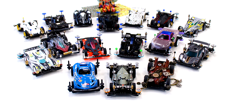 MINI 4WD NATURAL STYLE GRANPRIX